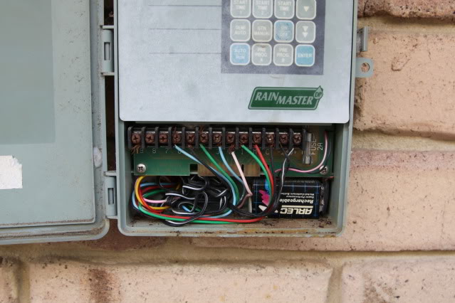 Reticulation Servicing Perth The Retic Controller Man - Irrigation controller wiring diagram